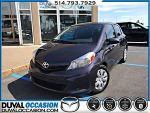 2014 Toyota Yaris LE + BLUETOOTH + CRUISE CONTROL