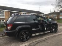 Jeep Grand Cherokee 3.0 CRD V6 overland 4*4 5dr