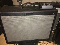 Brand New Fender Hot Rod Deluxe III (3) 40w 1x12 Combo