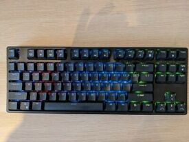 RK Royal Kludge Sink87G RGB Wireless Mechanical Keyboard with brown switches