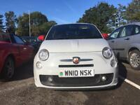 Abarth/Fiat 500 ABARTH++FULL SERVICE HISTORY++TIMING BELT JUST CHANGED (grey) 2010