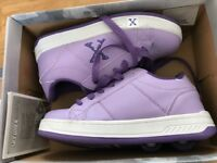 Children's lilac/purple heeleys sidewalk sports for sale
