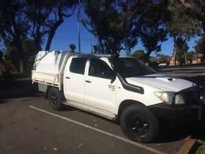2010 Toyota Hilux Ute Scarborough Stirling Area Preview