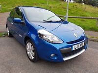 2011 (11-Reg) Renault Clio 1.2 TCE GT Line Tomtom 3dr