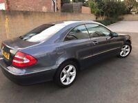 Mercedes-Benz CLK 2.6 CLK240 Avantgarde 2dr,2002,Coupe,2 OWNER,FULL SERVICE,2 KEYS,HPI CLEAR