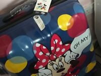 Brand new limited edition Disney samsonite suitcase Bargain £75