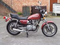 CLASSIC 1981 SUZUKI GS550 L LONG MOT DELIVERY AVAILABLE