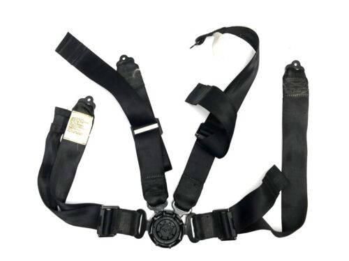 4-point Restraint System Seat Belt- for Military Vehicle