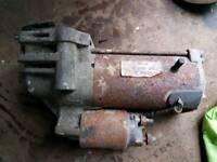 Mondeo starter motor