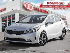 2018 Kia Forte LX+ - HEATED SEATS, ANDROID/APPLE, REVERSE CAM