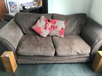 Dfs two seater sofa FREE needs to go asap