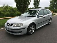 2005 Saab 9-3 Vector Sport Automatic 1.9 Diesel Estate 1 Years MOT 97k