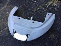 Piaggio zip grab rail / light / spoiler