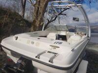 bayliner 175 monster tower speakers trailer stunning boat