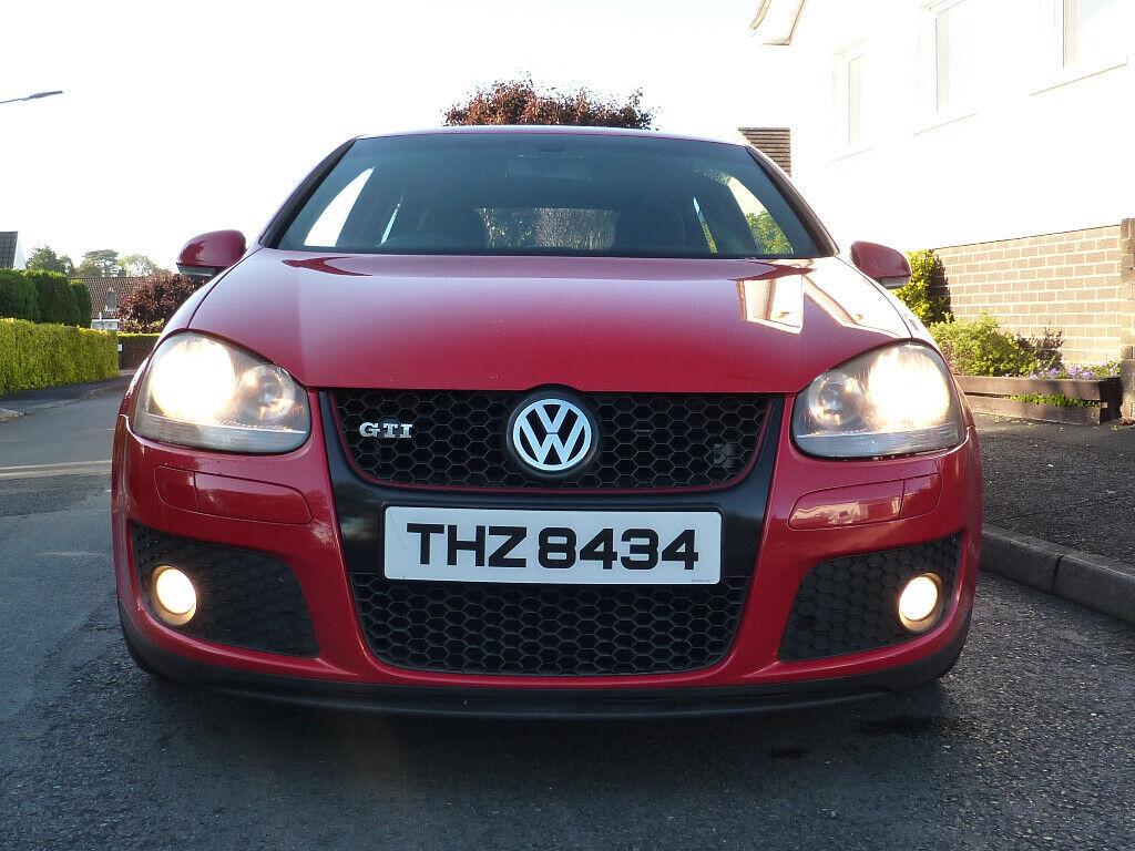 2005 VW Golf GTI, 3-Door, 6-speed manual, cheap as bejaysus! | in  Craigavon, County Armagh | Gumtree