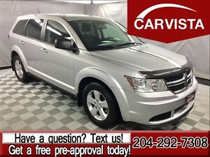 2013 Dodge Journey CANADA VALUE -LOCAL/NO ACCIDENTS-