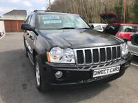 2007 (07) Jeep GRAND CHEROKEE Diesel ** Automatic ** Only 89k ** F/S/H **