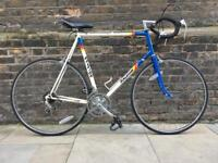 Vintage RALEIGH & PEUGEOT Racing Road Bikes - Restored 80s & 90s Retro - REYNOLDS 501 & 531