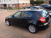 bmw 1 series 2004 w/ parking sensors and climate control