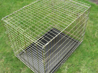 METAL PETS CAGE