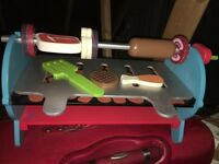 ELC wooden BBQ toy