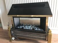 Electric Fire Good Condition
