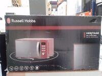 Russell Hobbs RHM2065R 20 Litre Red Digital Microwave