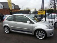 FORD FIESTA 2.0 ST 3dr (silver) 2006