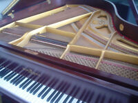 Schimmel 5ft8 Grand Piano Mahogany 1985 special centenary edition