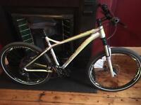 Ghost 5000 se mountain bike