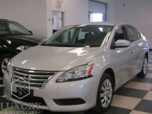 2013 Nissan Sentra Clean In & Out w/Low KMs+CD+Keyless...