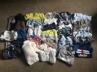 Baby boys clothes. In bundles.