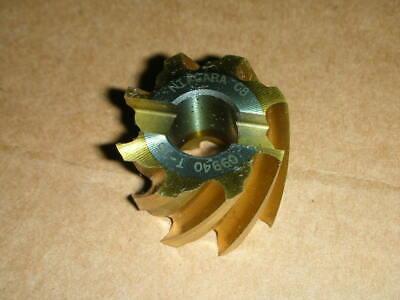 Niagara 09940 T15 C8 Shank Face Shell End Mill Cutter 1-14 X 1 Ld6.850 Usa