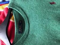 Ralph Lauren sweater shirt