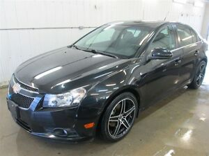 2014 Chevrolet Cruze LT Diesel, Remote Start, Power Sunroof, Pio
