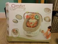 Comfort & Harmony Cradling Baby Bouncer (with vibration and melodies)