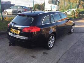 Vauxhall insignia 2010
