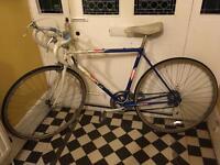 Road bike commuter
