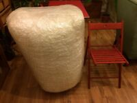Polystyrene Packing Peanuts 2 x 30 cubic ft bags