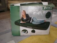 BRAND NEW BOXED BLOW UP BED
