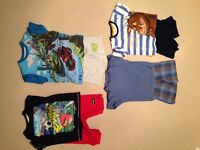 Boy's pyjama bundle age 4-5 years