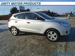 2013 Hyundai Tucson GL- Heated cloth seats! AIr, tilt and cruise