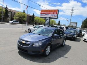 2013 Chevrolet Cruze LT Turbo,BACKUP CAMRA