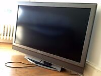 SONY KDL37P3020 tv for sale. good working order. See pix. no remote control but replacement incl.