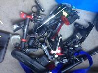 Bike Light Bundle mudguards handle bar