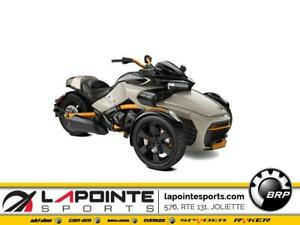 2020 Can-Am Spyder F3-S SE6 Special Series