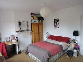 Big south-facing double room in big beautiful house