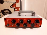 Alex Bass - Tube / Valve Bass PreAmp for Studio and Live