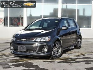 2017 CHEVROLET SONIC ***GREAT PRICE***