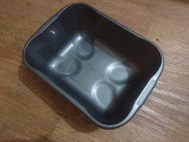 Plastic Washing Bowl 35x27x13 cm (good condition)